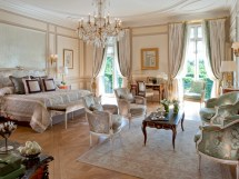 Le Meurice Hotel Paris Room