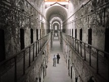 Eastern State Penitentiary Haunted