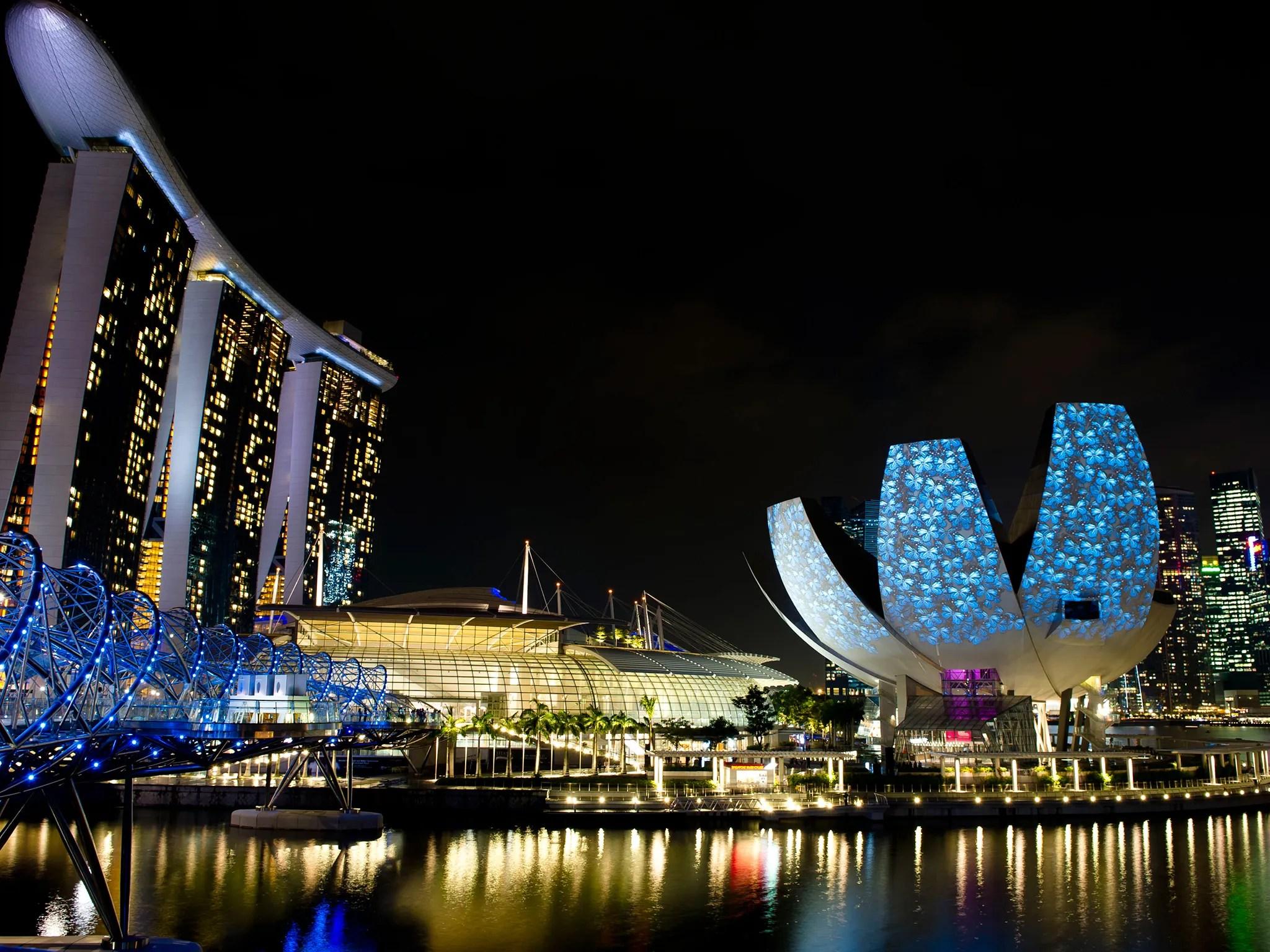 Marina Bay Sands Singapore Singapore  Hotel Review  Photos