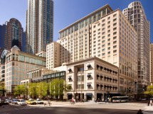 Peninsula Hotel Chicago