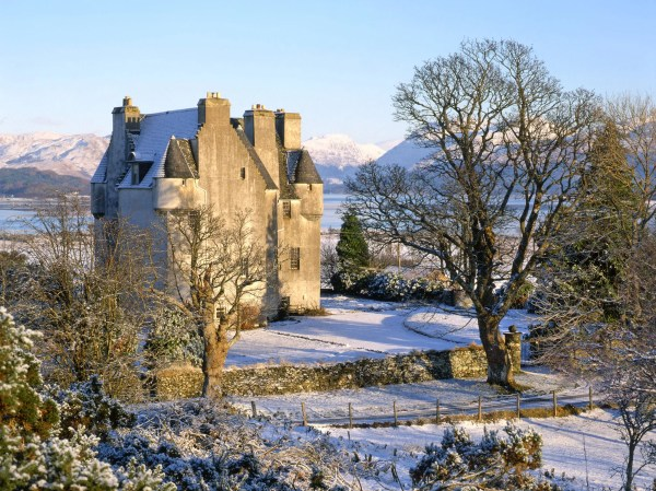 Scottish Castles Stay In - Cond