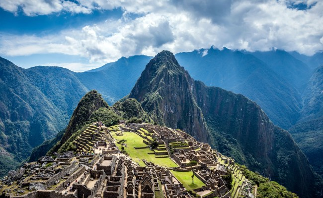 How To Hike Peru S Machu Picchu In One Day Condé Nast