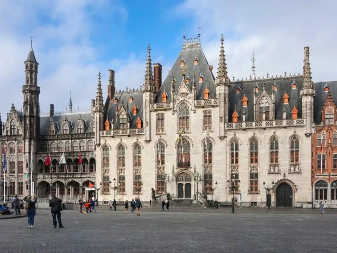 melhores cidades da Europa para visitar bruges