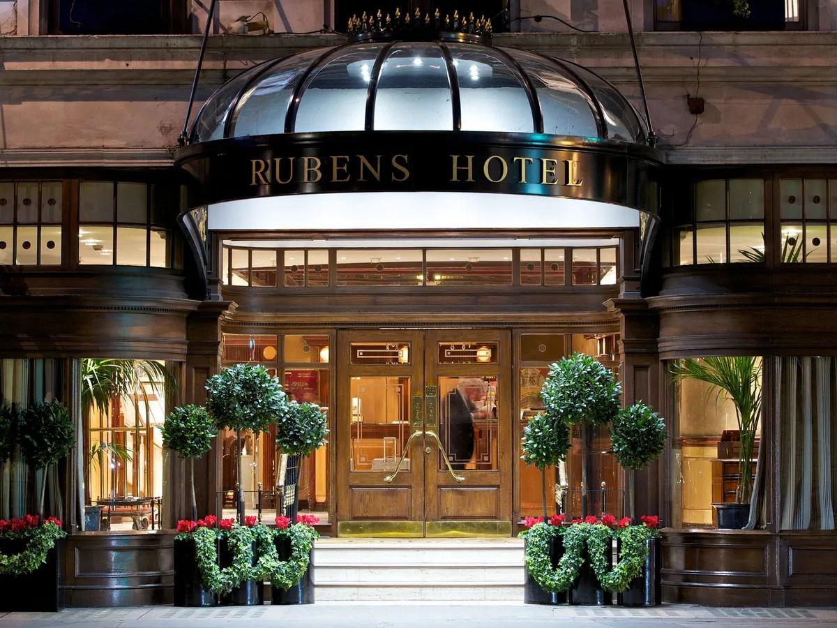 Rubens Palace - Hotel Cond Nast Traveler