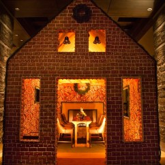 Hotels With Kitchen In Miami Sink Pipe Cleaner You Can Eat Dinner A Life-size Gingerbread House ...