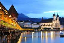 In Lucerne Switzerland - Cond Nast
