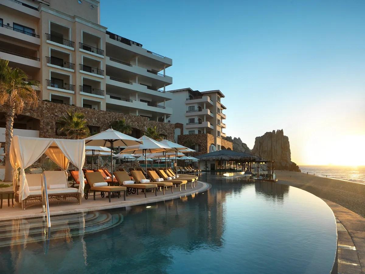 Grand Solmar Lands End Resort  Spa Cabo San Lucas Baja