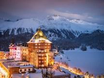 Badrutt' Palace Hotel St. Moritz Switzerland
