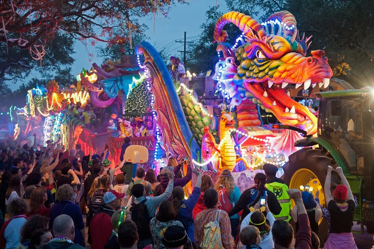 Mardi Gras 2017 How to Celebrate in New Orleans on Any