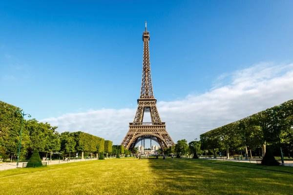Eiffel Tower Facts - Cond Nast Traveler