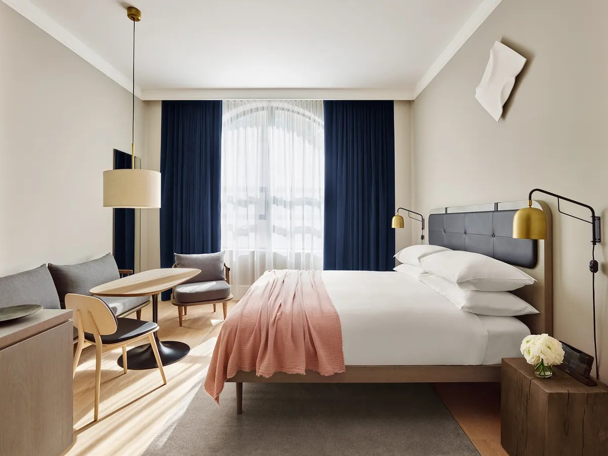 Hotel Room Interior Design