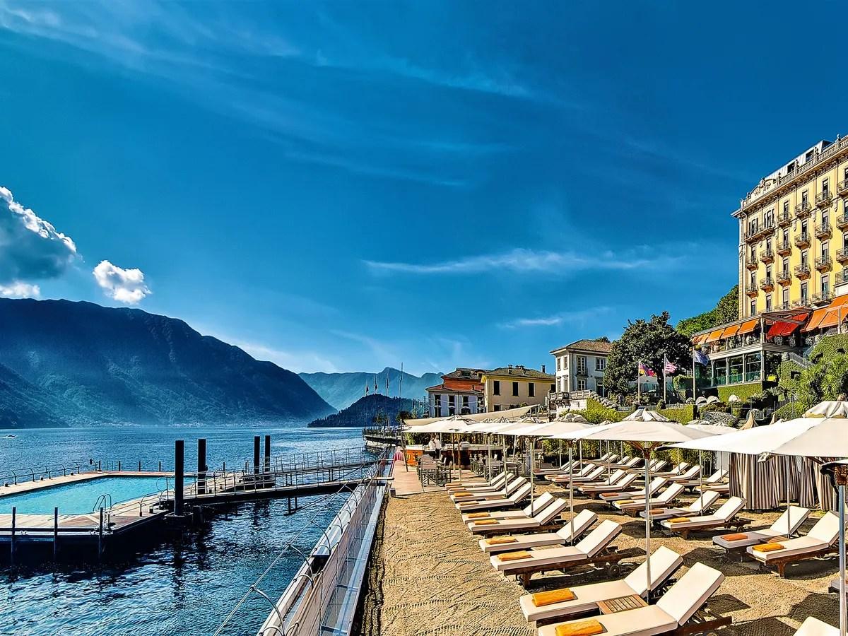 Grand Hotel Tremezzo Lake Como Italy - Cond Nast Traveler