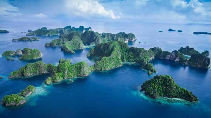 Indonesia Doesn T Know How Many Islands It Has Conde Nast Traveler