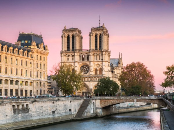 Skip Line Notre Dame Cathedral - Cond Nast