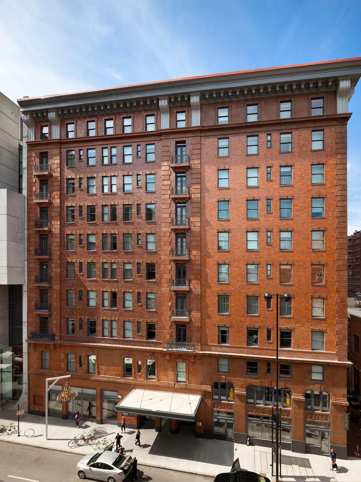 21c Museum Hotel Cincinnati Ohio United