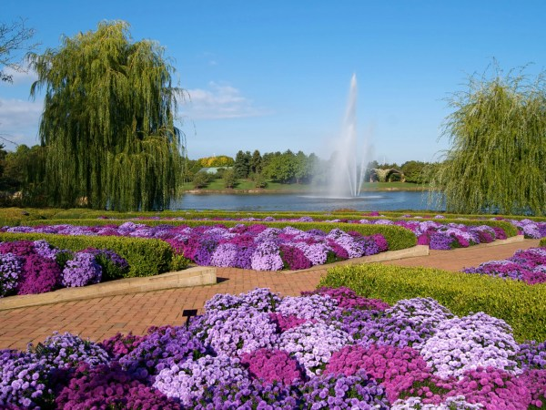 beautiful botanical gardens