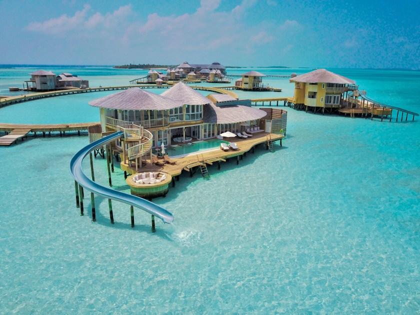 نتيجة بحث الصور عن soneva fushi resort in maldives