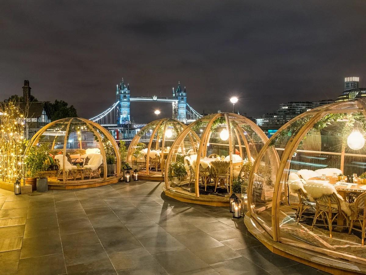 Igloo Restaurant London