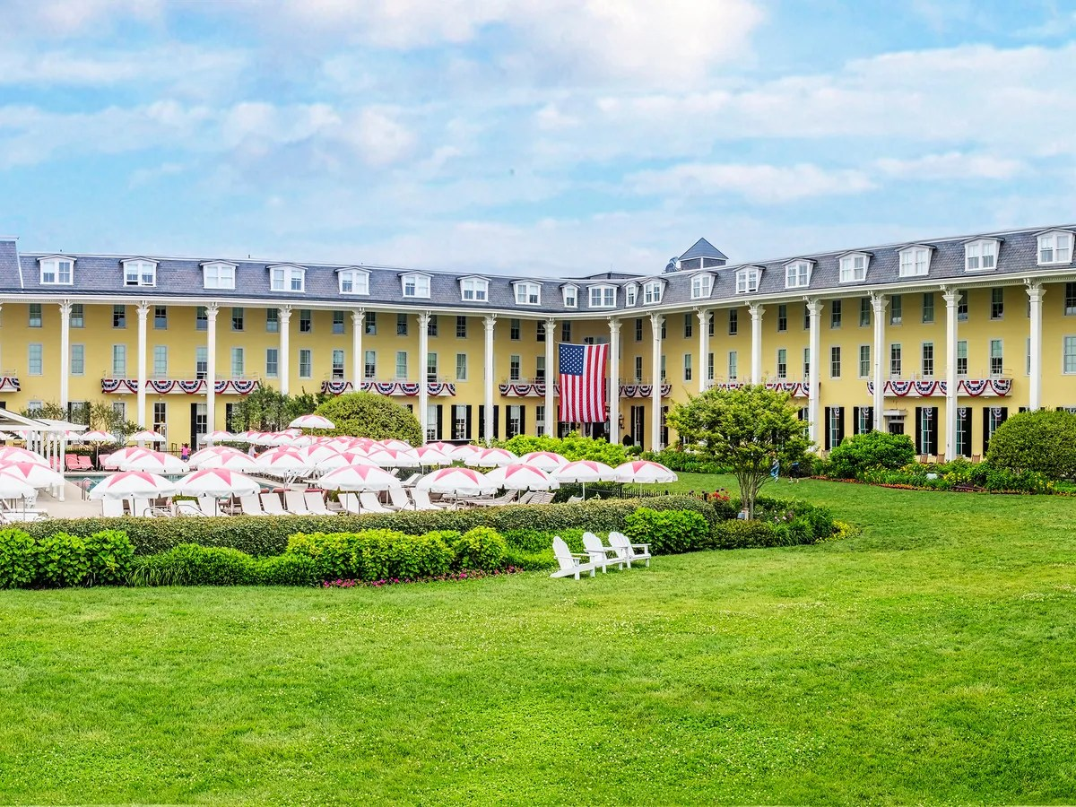 Congress Hall Cape May New Jersey United States  Hotel