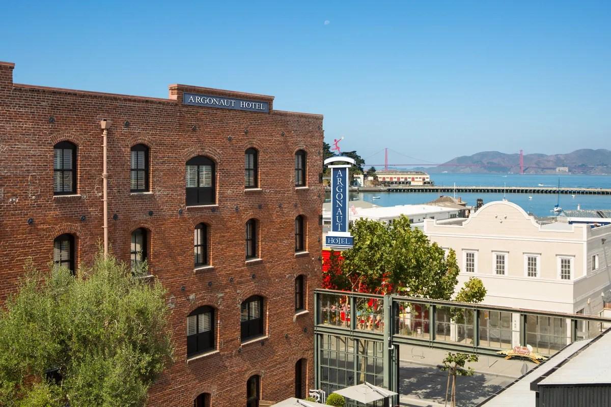 Argonaut Hotel San Francisco California United States