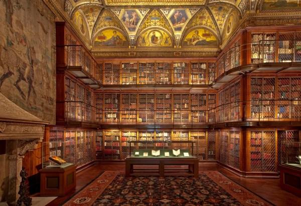Morgan Library & Museum York Ny United States
