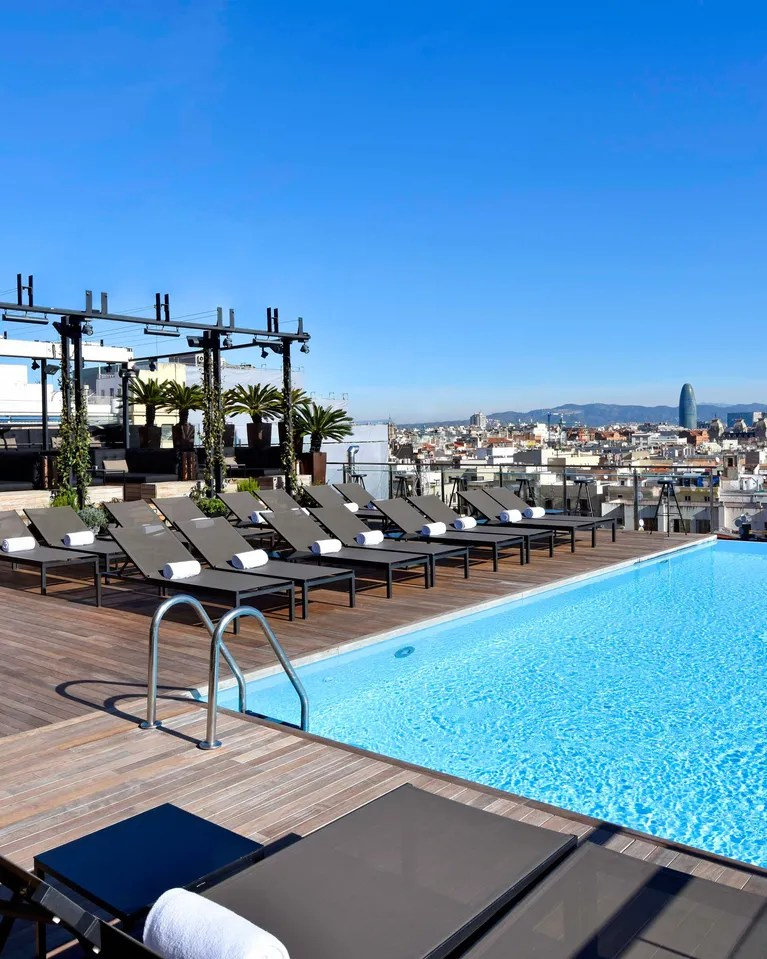 Grand Hotel Central Barcelona Grand Hotel Central, Barcelona - Hotel Review - Condé Nast ...