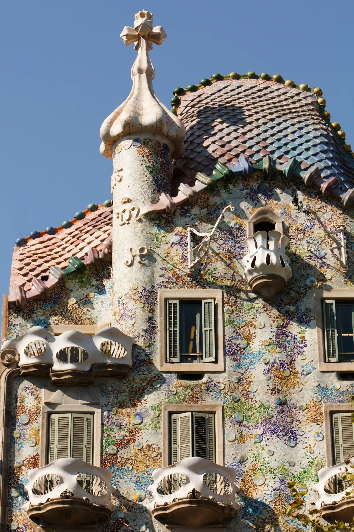 Casa Batll Barcelona Spain  Culture Review  Cond