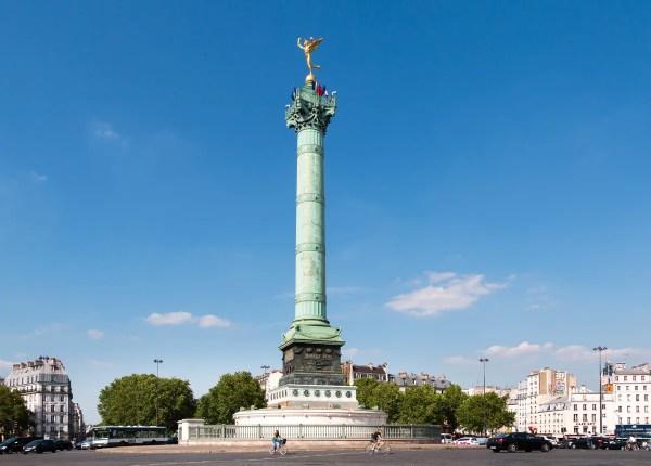 Place De La Bastille Paris - Culture Cond Nast