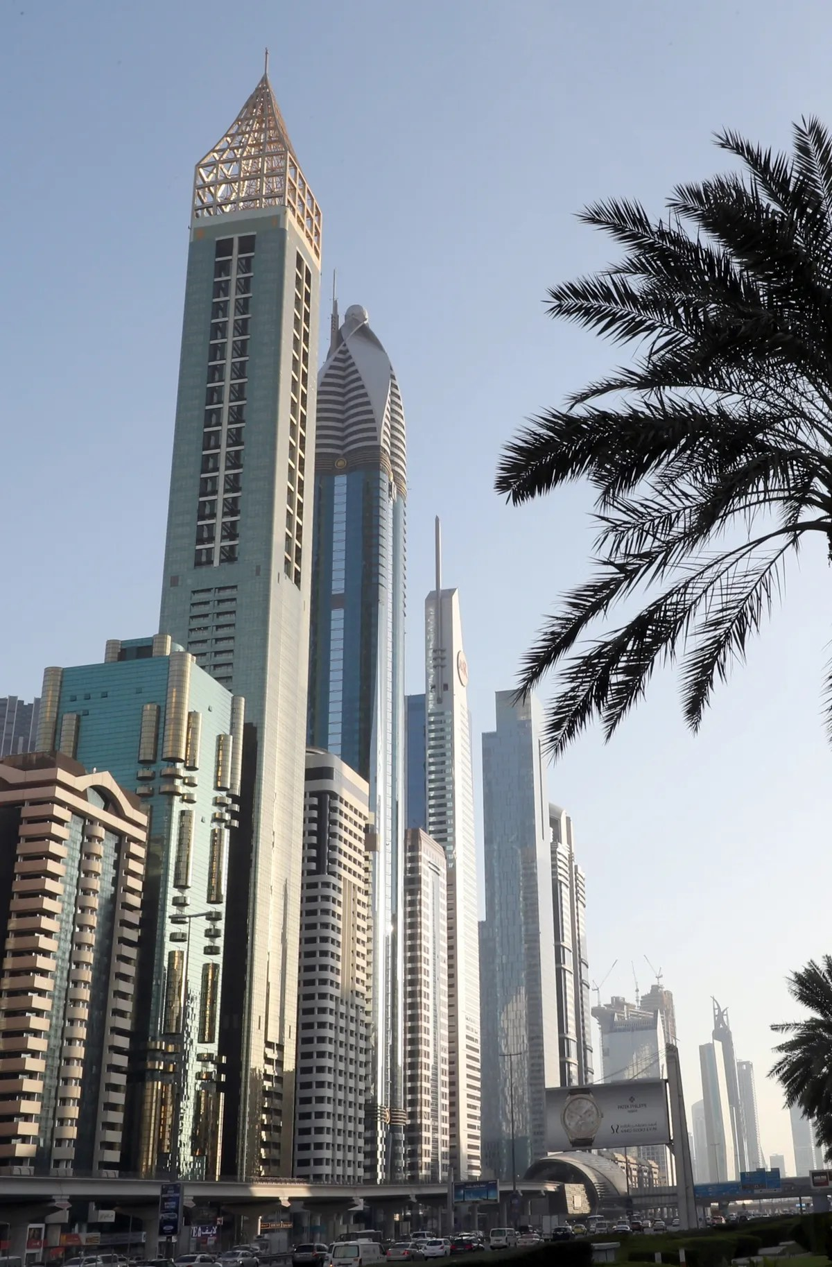 Dubai Breaks Record With World Tallest Hotel