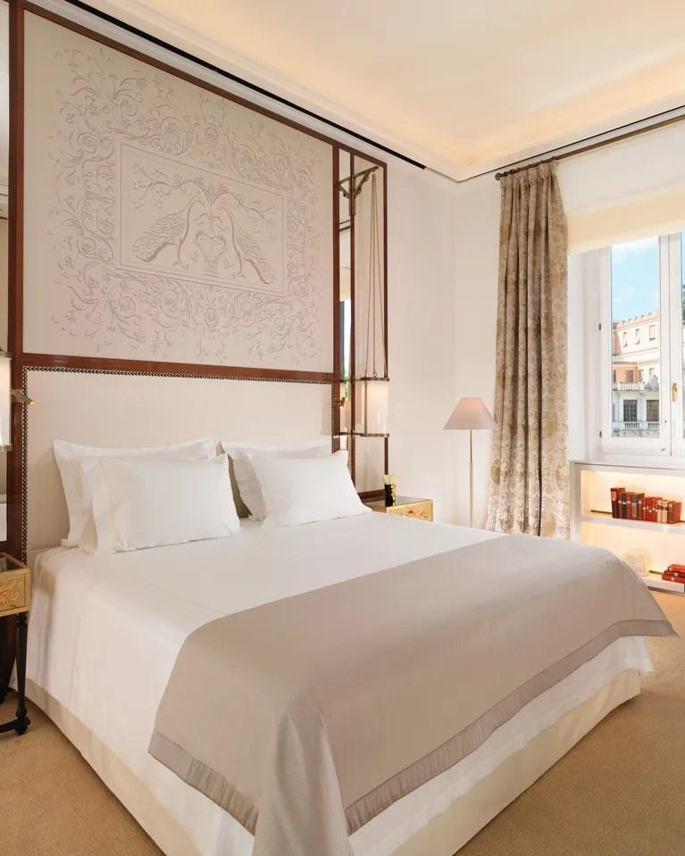 Hotel Eden Rome Italy Hotel Review Conde Nast Traveler