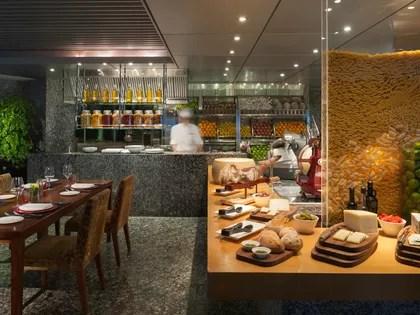 hotel with kitchen hong kong beige tiles 19 best brunch buffets in conde nast traveler