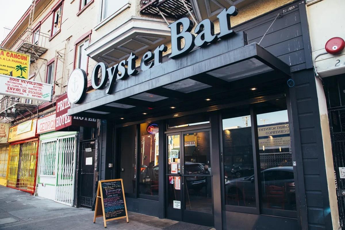 Oyster Restaurant San Francisco