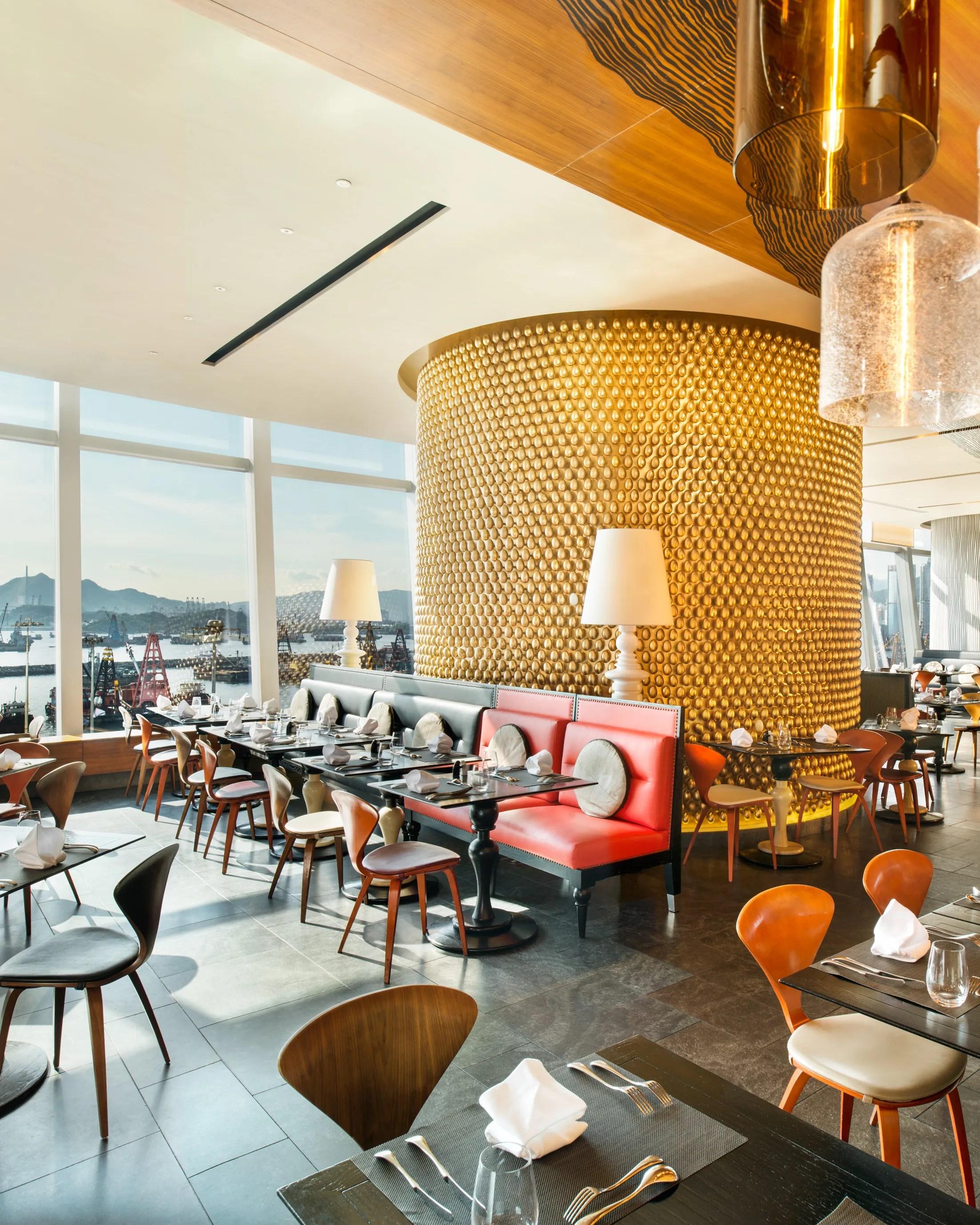 Sing Yin at W Hong Kong. Hong Kong - Restaurant Review - Condé Nast Traveler