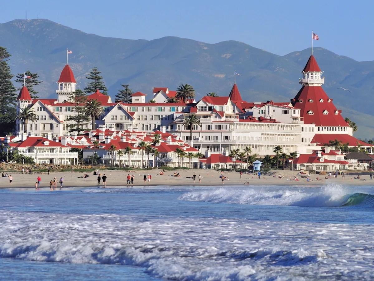 Spa Del Hotel Coronado San Diego - Health