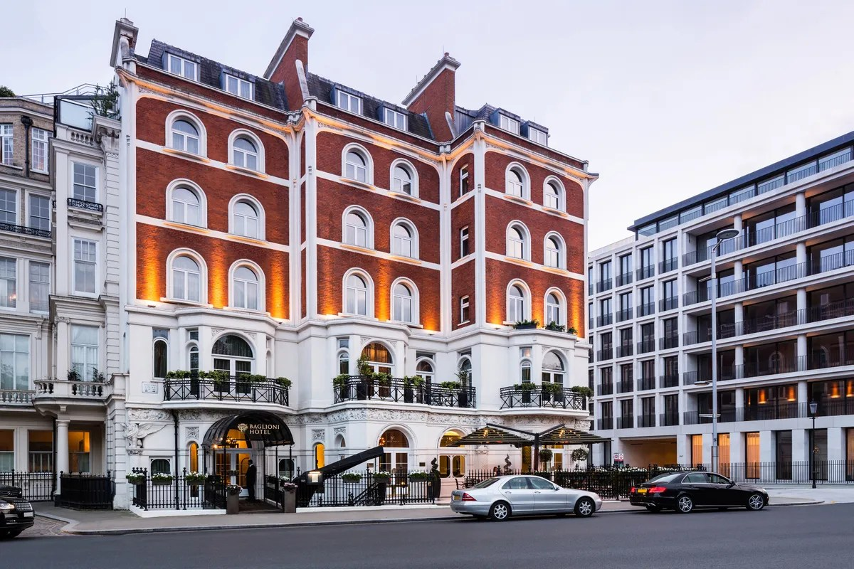 Baglioni Hotel London England United Kingdom Hotel Review Cond Nast Traveler