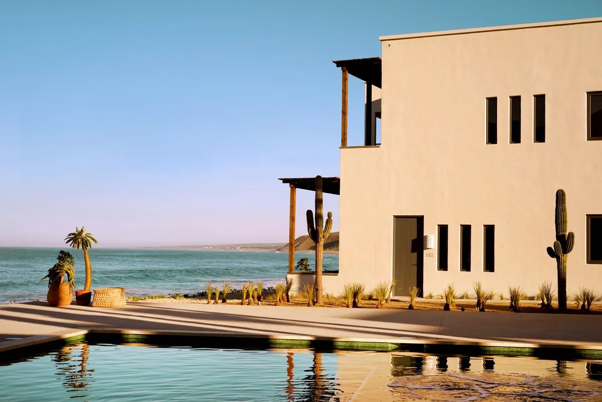 Hotel San Cristbal Todos Santos Baja California Sur