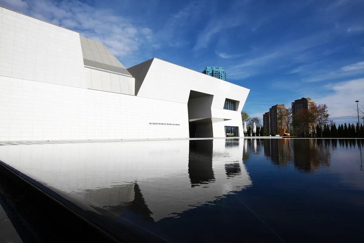 Aga Khan Museum Toronto Ontario Canada - Culture