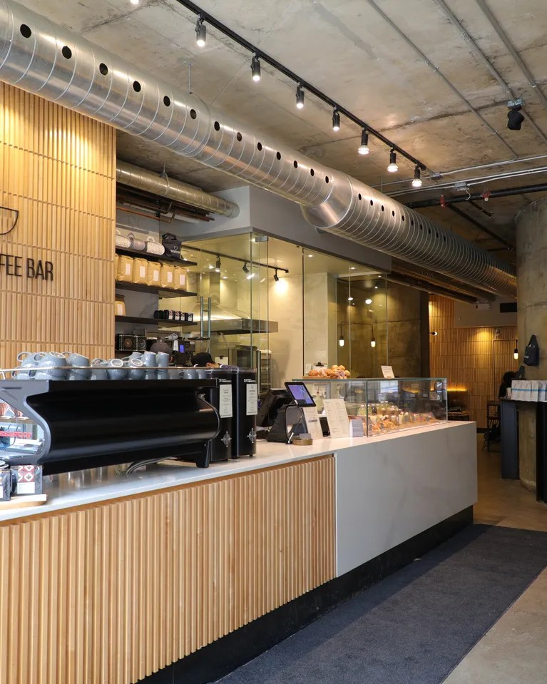 Neo Coffee Bar  CoffeeTea Bar Review  Cond Nast Traveler