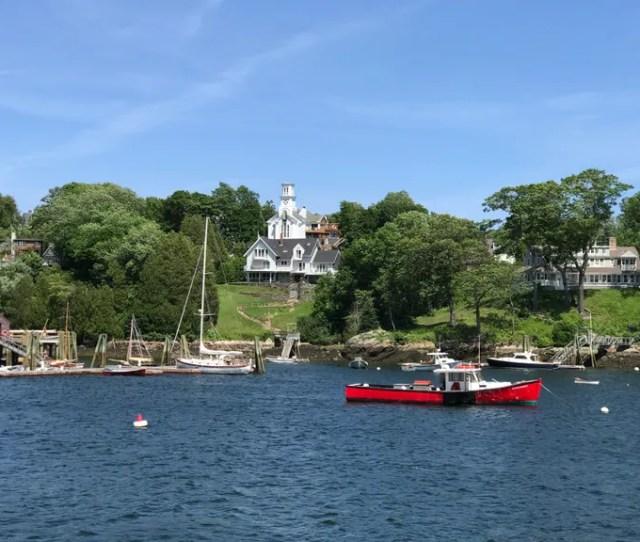 Camden Mid Coast Maine Road Trips
