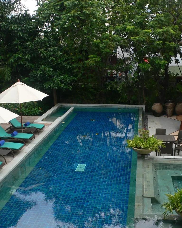 Ariyasomvilla Hotel Review Conde Nast Traveler