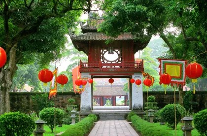 Asia holiday destination