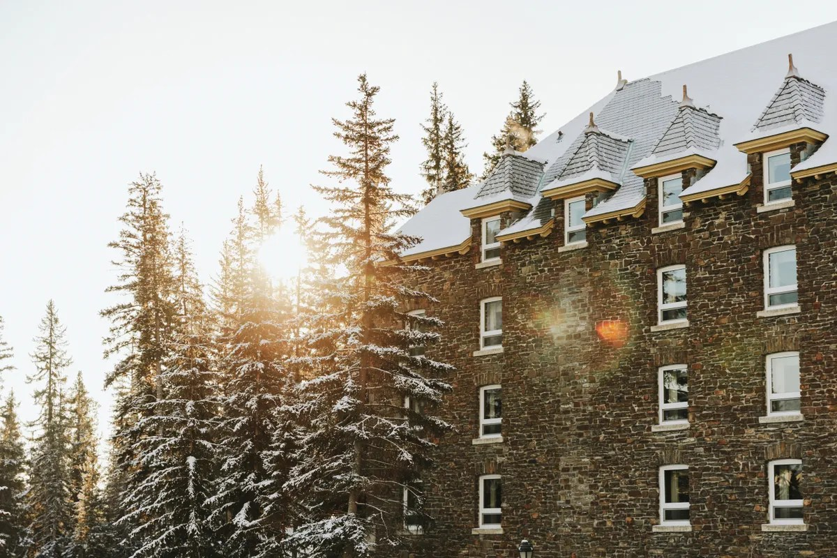 Fairmont Banff Springs Alberta Canada - Resort