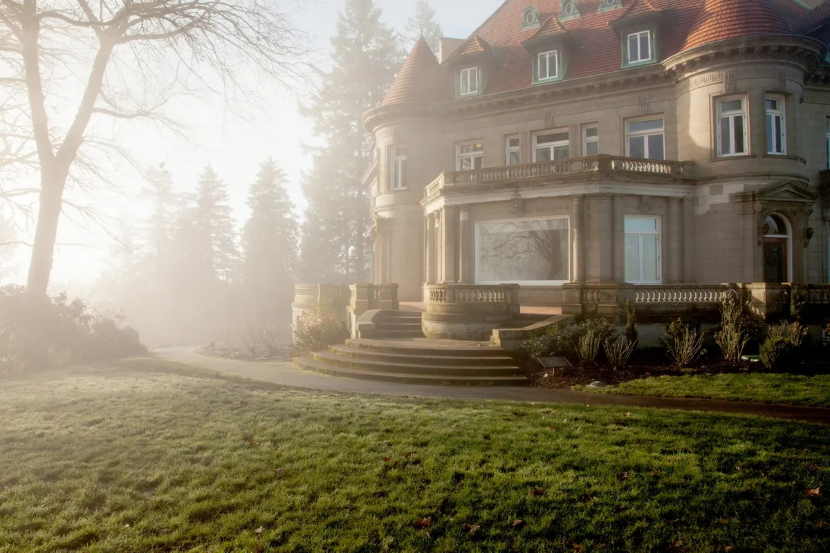 Haunted Places In America - Cond Nast Traveler