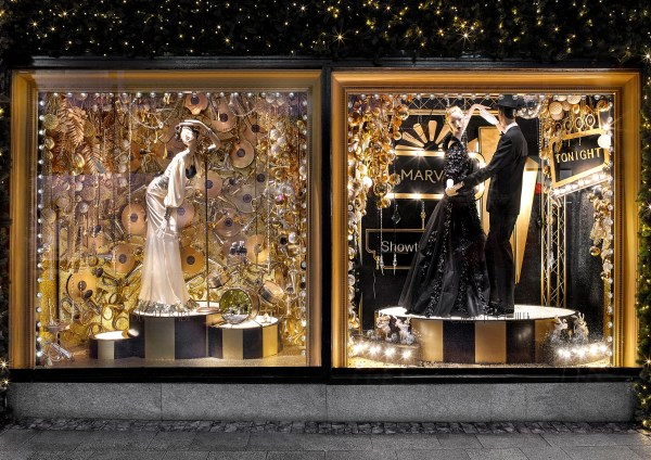 Christmas Window Displays Of 2018