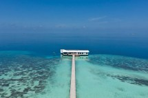 8 Coolest Underwater Hotels In World - Cond Nast