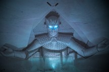 Finland' Insane 'game Of Thrones' Ice Hotel