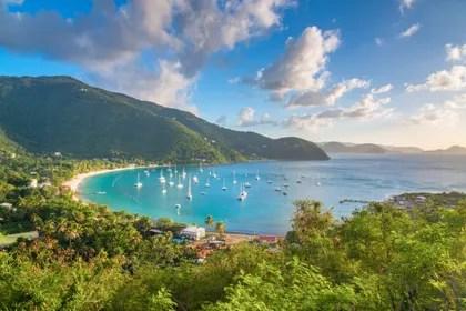 BVI , British Virgin Islands
