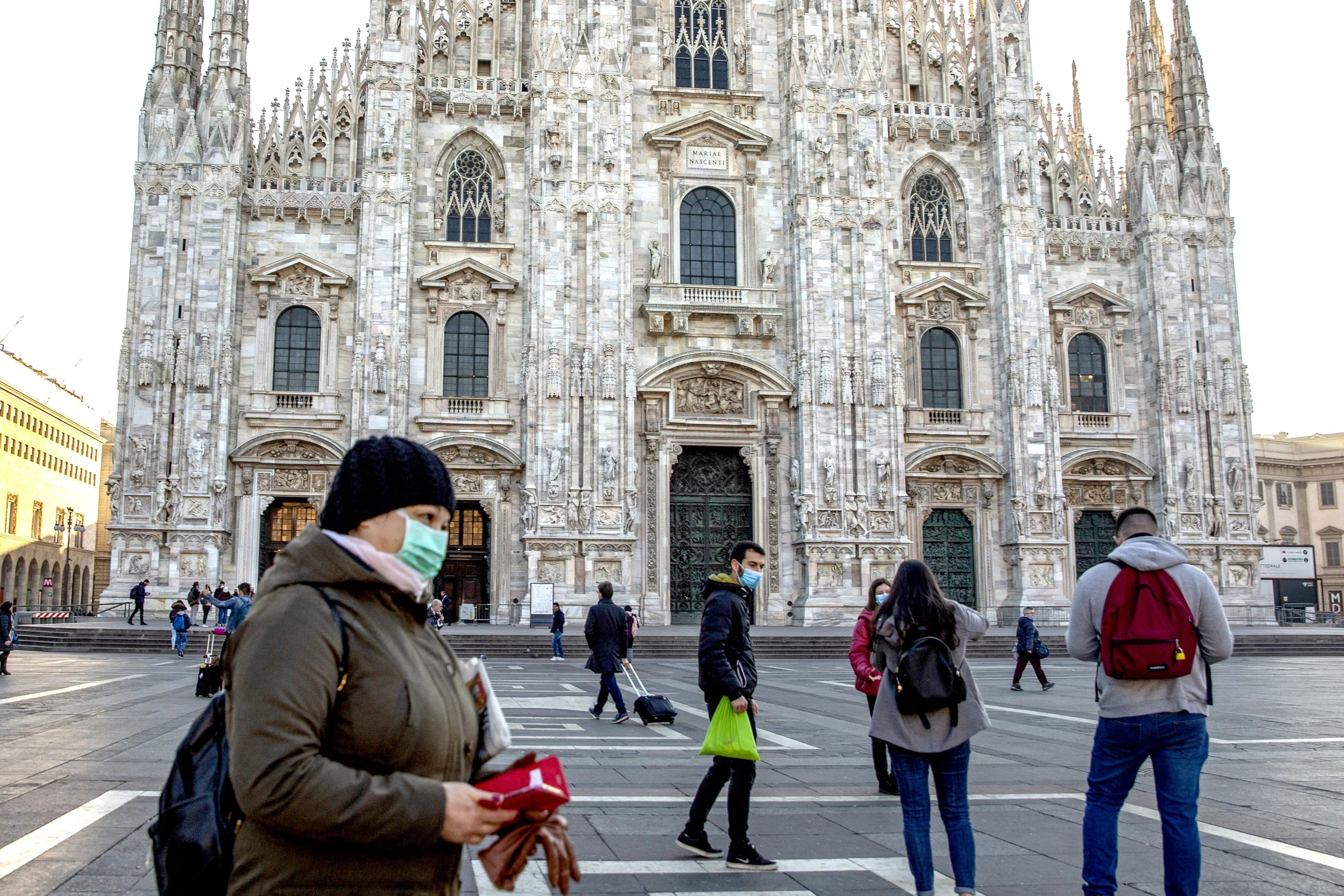 How the Coronavirus Is Impacting Travel to and in Italy - Condé ...