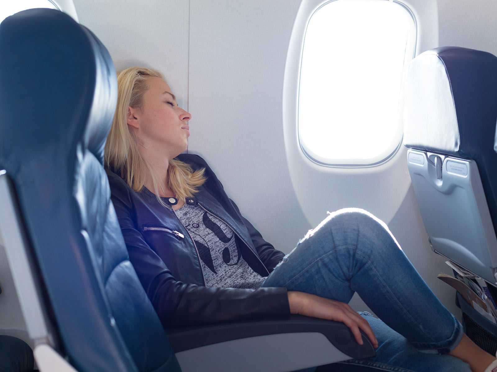 9 ways to make your economy flight more comfortable