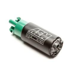 subaru aem high flow fuel pump 05 09 lgt 08 14 wrx  [ 1556 x 1556 Pixel ]